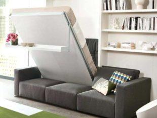 Как выбрать кровать-трансформер для малогабаритной квартиры
