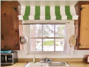 Как правильно выбрать гардину на кухню