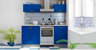 Как правильно расставить мебель на маленькой кухне