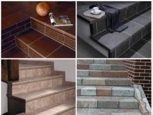 4 вида лестниц
