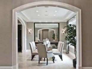 Дизайн арки в квартире + фото