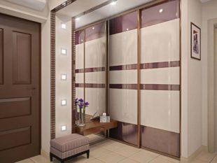 Прямые – их можно устанавливать вдоль всех стен или применять в роли перегородки.