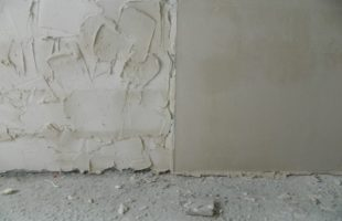 произвести подготовку стен