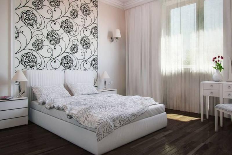 дневное освещение в спальне