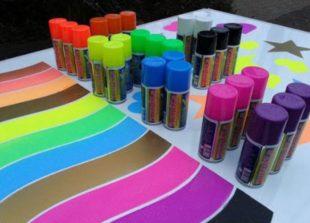 Акриловая краска в баллончиках: преимущества и недостатки