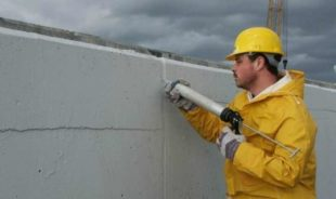 Герметик для бетонных швов: виды, цена и свойства