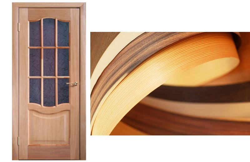 преимущество применения ламинированных дверей