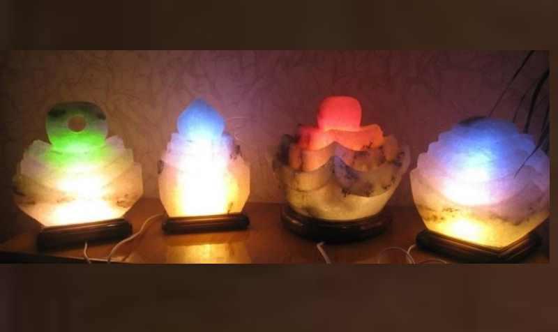 Фен-шуй – лампа весит примерно 3 кг
