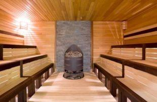 Финские бани под ключ, проекты