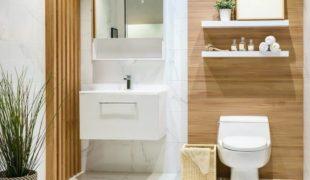 Как обшить ванную пластиковыми панелями, особенности установки