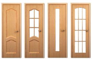 Деревянные филенчатые двери + описание и фото