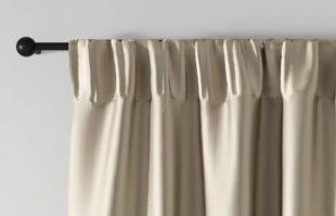 Светонепроницаемые шторы блэкаут – чем отличаются от стандартных