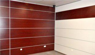 Стеновые панели из ЛДСП для внутренней отделки