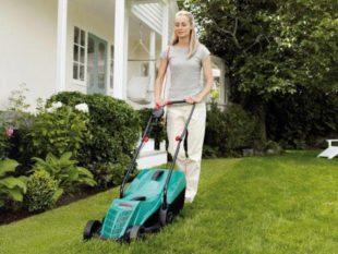Какую лучше выбрать газонокосилку для стрижки газона