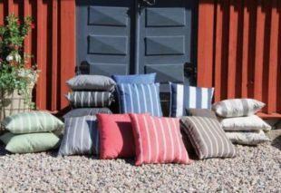 Матрасы и подушки для садовой мебели