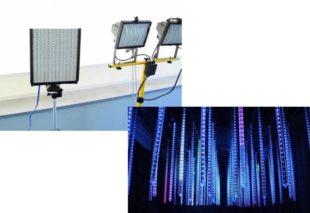 Как сделать светодиодную панель: сборка, подбор материалов