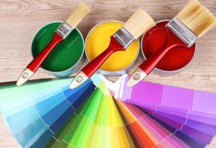 Как колеровать краску в домашних условиях + выбрать пигмент