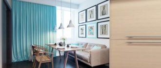 Но все же лучше всего такие шторы сочетаются с синим оформлением комнаты.