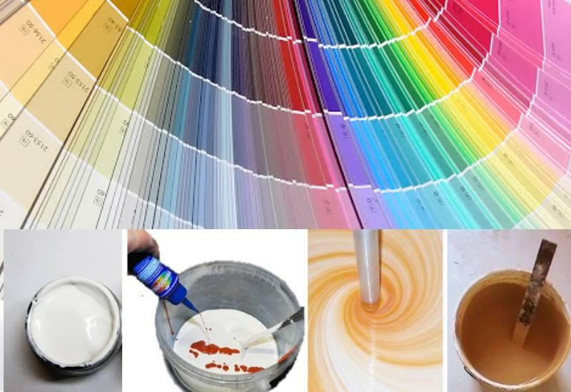 Возможность далеко не один раз воспроизводить нужный цвет.