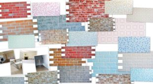 Фасадные панели ПВХ для наружной отделки дома