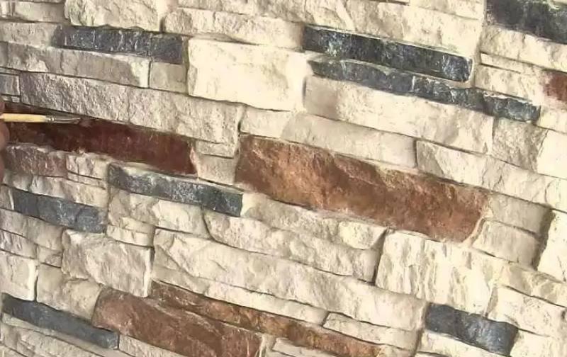 гипсовая стена