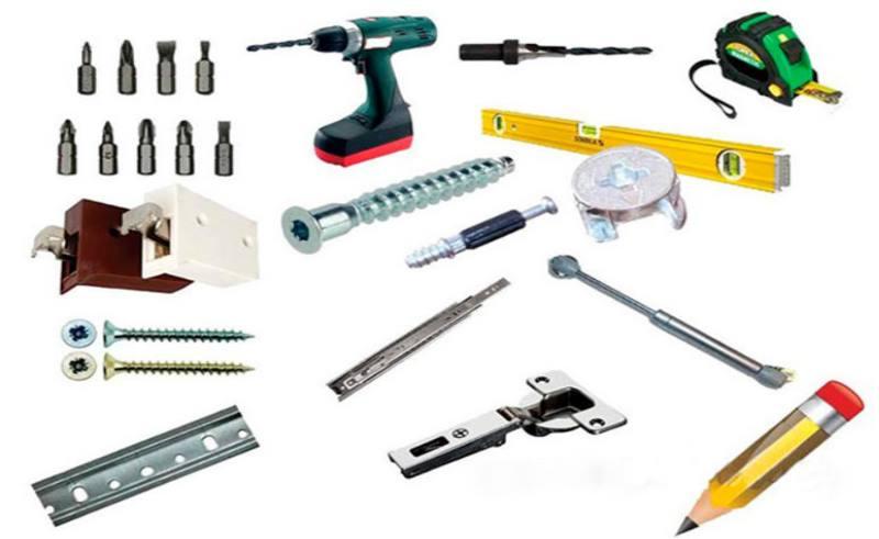 инструменты для электрошкафа
