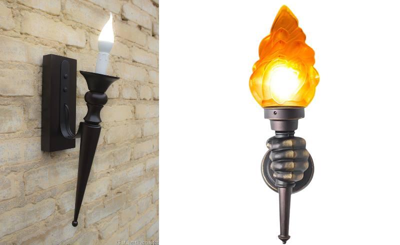2 факела