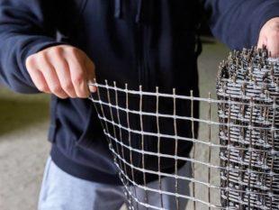 Применение и характеристики кладочной сетки