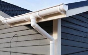 Как сделать водосток для крыши своими руками