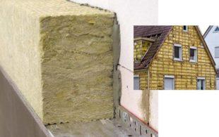 Утепление дома каменной ватой – монтаж, выбор материала