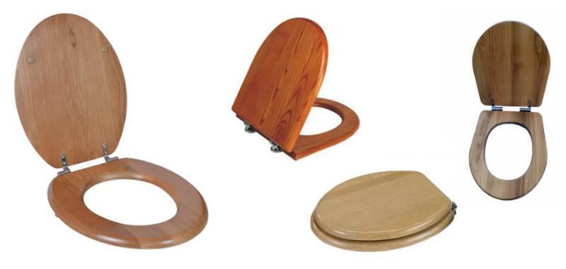 4 вида сидений