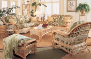 Как сделать плетеную мебель своими руками