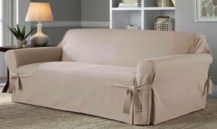 Как правильно сшить чехол на диван собственноручно – лучшие методы