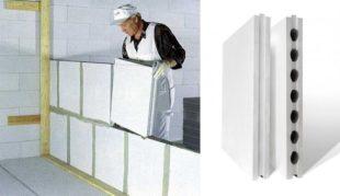 Пазогребневые гипсовые плиты – что это и как использовать