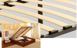 Комплектующие для кроватей (ламели, держатели)