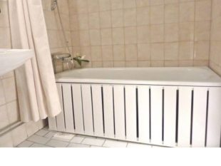 Раздвижной экран под ванну – приобрести или установить собственноручно?