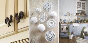 Какие лучше выбрать ручки для кухонной мебели