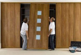 Как сделать двери шкафа-купе своими руками: полная инструкция