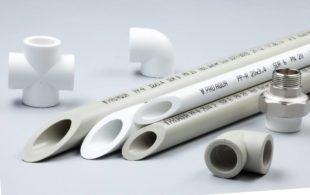 Трубы и фитинги из полипропилена для водопровода