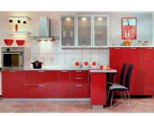 Фасады шкафов для проектных кухонь - Обзор