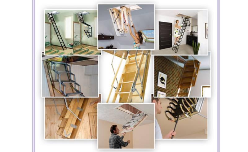 9 видов лестниц