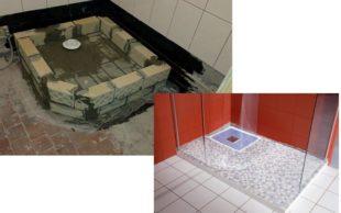 Кабина для душа стала модным элементом ванной