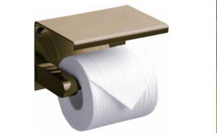 Настенный держатель для туалетной бумаги: купить или сделать своими руками