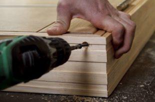 Как сделать и собрать дверную коробку своими руками