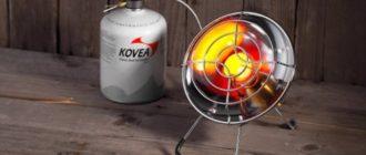 нагреватель от газа