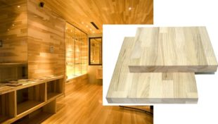 Применение мебельных щитов для отделки: разновидности, рекомендации по выбору