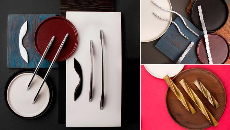 Разновидности и преимущества мебельных ручек-скоб