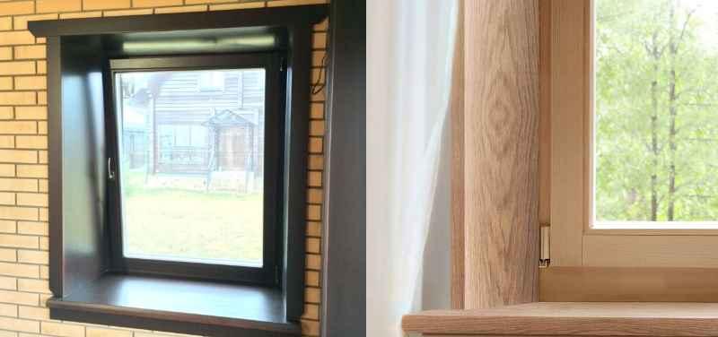 Если в доме деревянные окна
