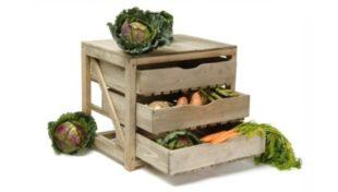 Как сделать ящики для хранения овощей своими руками