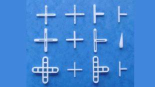 Крестики для плитки: виды, назначение и свойства